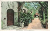 Postcard Glenwood Mission Inn Riverside California