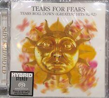 Tears for Fears Tears Roll Down Greatest Hits 82-92 Hybrid SACD CD