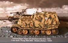 CHAR TANK PANZERJAGER TIGER ELEFANT ANZIO ITALY 1944