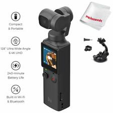 FIMI PALM 3-Axis 4K HD Handheld Gimbal Camera Stabilizer 128° Wide Angle+ Gift