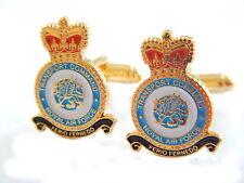 RAF Transport Command Cufflinks Royal Air Force