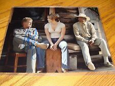 AUTOGRAPHED PHOTO ROBERT REDFORD UNFINISHED LIFE PHOTOGRAPH SIGNED
