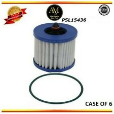 Case of 6 PSL15436 Oil Filter Synthetic GMC Saab Saturn Pontiac 2.2L 2.4L