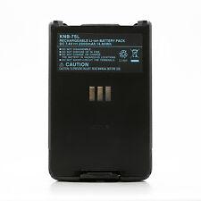 New 7.4V 2000mah rechargeble LI-ion Battery Packs for Kenwood  KNB-75L TH-D74A