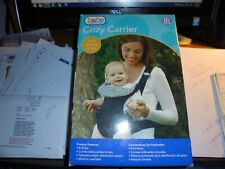 Cozy carrier baby carrier handfree adjustable for comfort