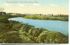 NEW BEDFORD,MASSACHUSETTS-MOUTH OF CONELL'S CREEK-PRE1920(MASS-N*)