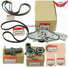 For Honda & Acura V6 Odyssey Genuine Honda OEM Timing Belt & Water Pump Set New