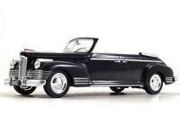 ZIS-110 B Black Phaeton 1947 Year Soviet Union 1/43 Scale Collectible Model Car