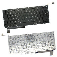 "A1286 English Keyboard Teclado 2009-2012 for Macbook Pro 15"" UK QWERTY New"
