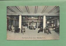 The ROTUNDA In the POWERS HOTEL In ROCHESTER, NY On Vintage 1911 Postcard