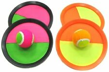 Paddle Catch Ball Set 2-Pack (Color May Vary) - Toss and Catch Sports Game Set