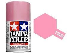TAMIYA COLORE SPRAY PER PLASTICA PINK ROSA 100ml  ART TS25