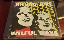 Killing Joke - Wilful Days CD
