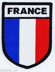 INSIGNE MILITAIRE DRAPEAU PARAS OPEX ECUSSON FRANCE AIRSOFT PATCH NEUF