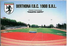 CARTOLINA d'Epoca - ALESSANDRIA provincia - Tortona : STADIO DI CALCIO