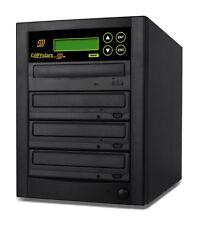 Copystars 1-3 Asus/Samsung Burner Smart SATA CD DVD Duplicator Duplication Tower