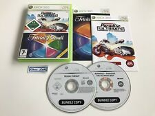 Burnout Paradise + Trivial Pursuit - Microsoft Xbox 360 - PAL EUR - Avec Notice