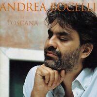 Andrea Bocelli - Cieli Di Toscana (CD Album, 2001)