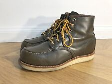 Red Wing 8180 Heritage Moc Toe Kangatan Green - EU 41 / UK 7 / US 8