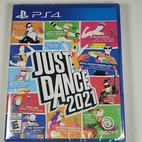 Just Dance 2021 - Sony PlayStation 4 - PS4 - Brand New and Sealed