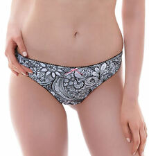 Freya Thongs Mid Floral Knickers for Women