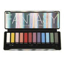 BYS FANTASY Eyeshadow Tin Palette 12 Shades,Naked Natural Eye Shadow - Sealed