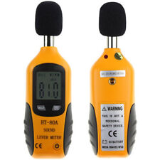 HT80A Digital Lcd Sound Noise Level Meter Decibel Pressure Measure Tester HT-80A