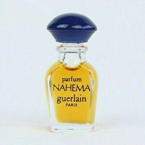 Vintage Guerlain Nahema Paris Micro Mini Splash Parfum Perfume SHIPS NEXT DAY