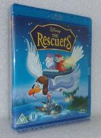 The Rescuers (Blu-ray, 2012) Disney Classics - New/Sealed