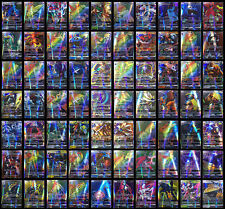 Hot ! Pokemon TCG : 70 FLASH CARD LOT RARE 69PCS GX+1PC Trainer CARDS NO REPEAT