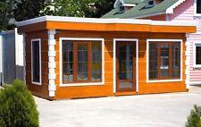 Bürocontainer Pavillon Imbisscontainer Kiosk Verkaufsraum Geschäftsraum