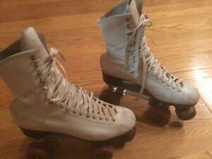 Vintage Riedell Semi Pro Model Skates