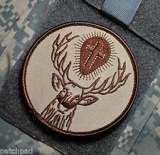 USAF AFSOC COMBAT RESCUE PEDRO PJ MEDIVAC vel©®😎 PATCH: SAINT HUBERTUS HUBERT