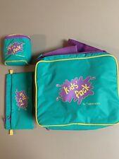 Vintage Tupperware Kids Lunch Bag