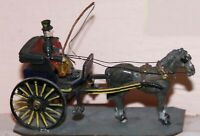 Stanhope Gig Horse Drawn Carriage G22 UNPAINTED OO Scale Langley Models Kit