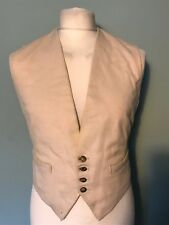 Arc 523 collarless naval military waistcoat size 40