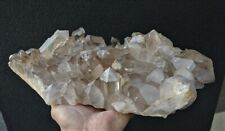 Smokey Quartz Cluster Natural Himalayan Crystal (300x165mm, 2600g)