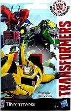 Transformers Pequeños Titanes Serie 4 Bolsa Ciega..... Raro Transformador dentro?
