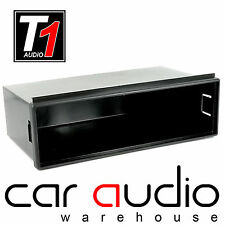 Volkswagen Polo 2006 - 2009 Double Din to Single Car Stereo Pocket Tray FP-009