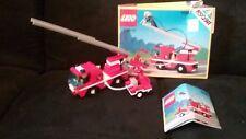 Lego Blaze Battler #6593 Fire Truck Complete! VERY RARE!! GREAT CONDITION!
