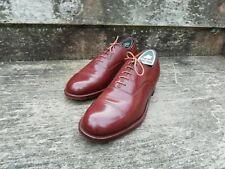 Iglesia Vintage Oxford Zapatos De Hombre-Marrón-UK 7.5 – Mensajero – Excelente Estado
