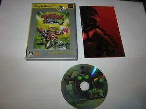 Ratchet & Clank 4 Japanese (Best ver) Playstation 2 PS2 Japan import US Seller