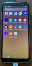 Samsung Galaxy A8 2018 32GB Unlocked Smartphone At&t T-Mobile Perfect Condition