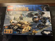 LEGO Super Heroes The Bat vs. Bane Tumbler Chase (76001)