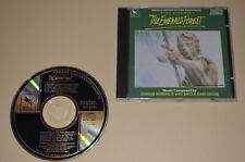 The Emerald Forest - OST / Homrich & Gascoine / Varese Sarabande 1985 / USA /Rar