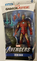 Marvel Legends ~ IRON MAN ~ AVENGERS GAMERVERSE ~ ABOMINATION BAF SERIES MISB!!