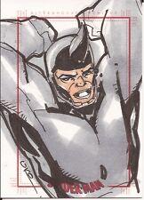 Spider-Man Archives 2009 RHINO sketch card hand drawn UKO SMITH Marvel