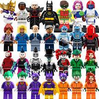 MINI FIGURINES Super Heroes - Catwoman, Prison Poison Ivy, Barbara Gordon....