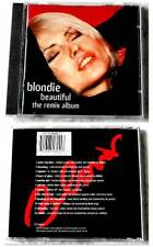 BLONDIE Beautiful THE REMIX ALBUM .. 1995 Chrysalis CD TOP