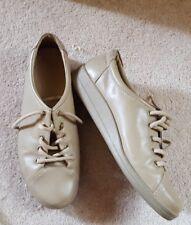 ECCO SOFT Beige Sand Lace Up Shoes Size 5 (38)